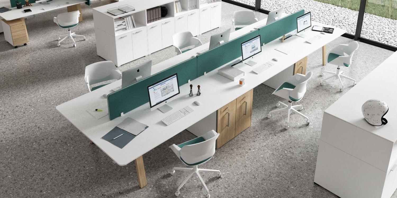 Espace de Travail - Bureau Bralco - Polare