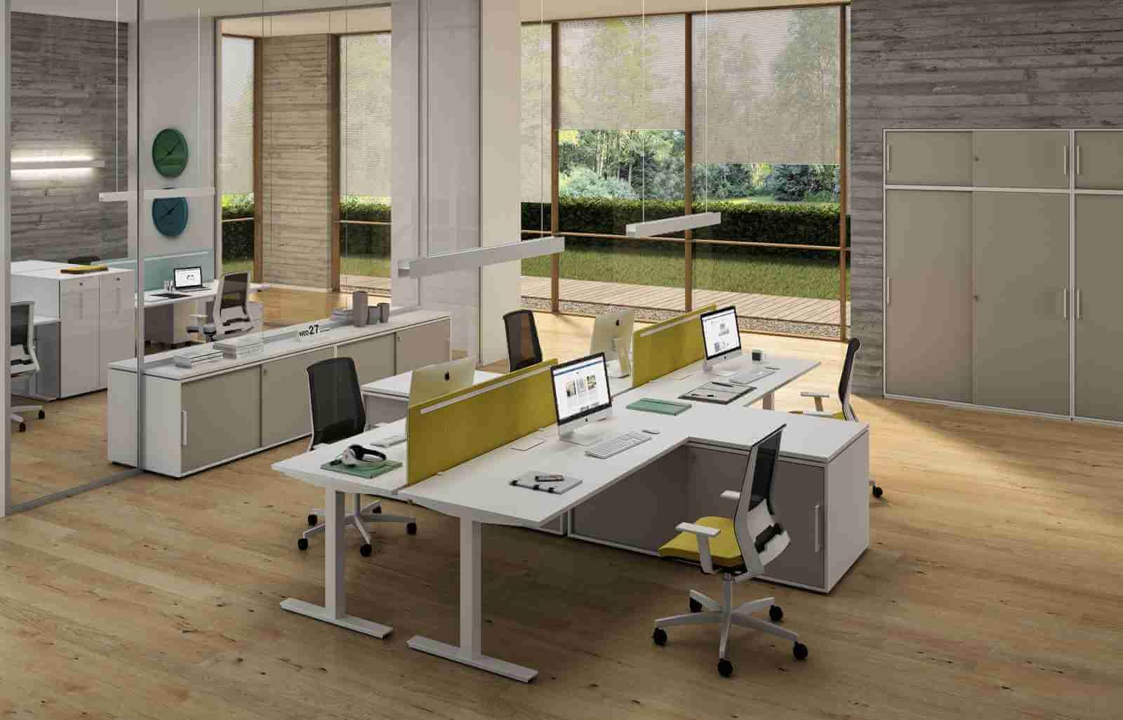 Espace de Travail - Bureau Bralco - Winglet