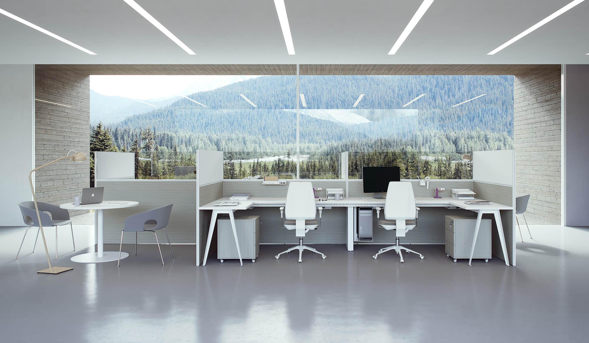 Espace de travail - Bureau - Prof - Dodici