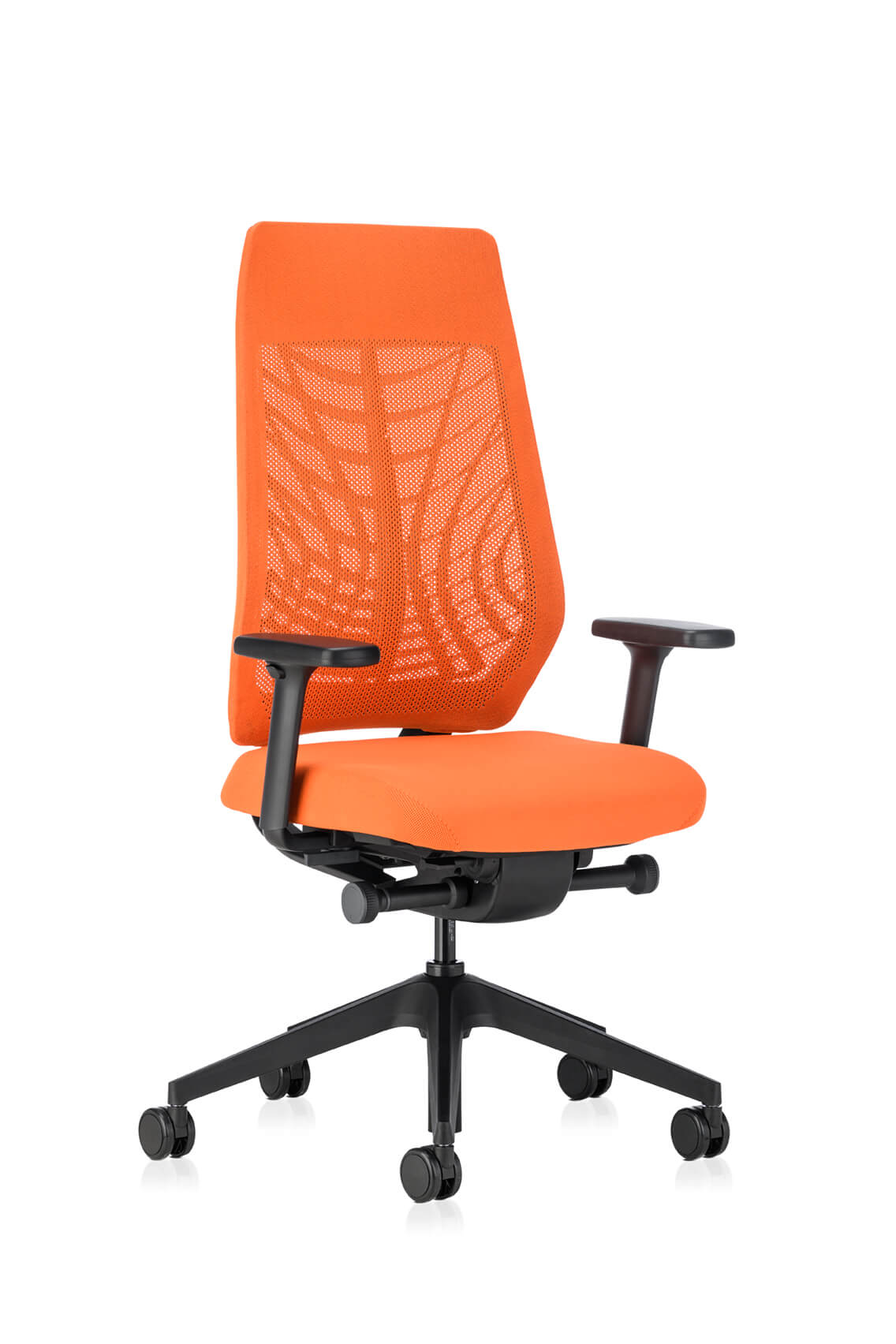 JOYCEis3_Standard_jc217_Netz_orange_schwarz_flexgrid