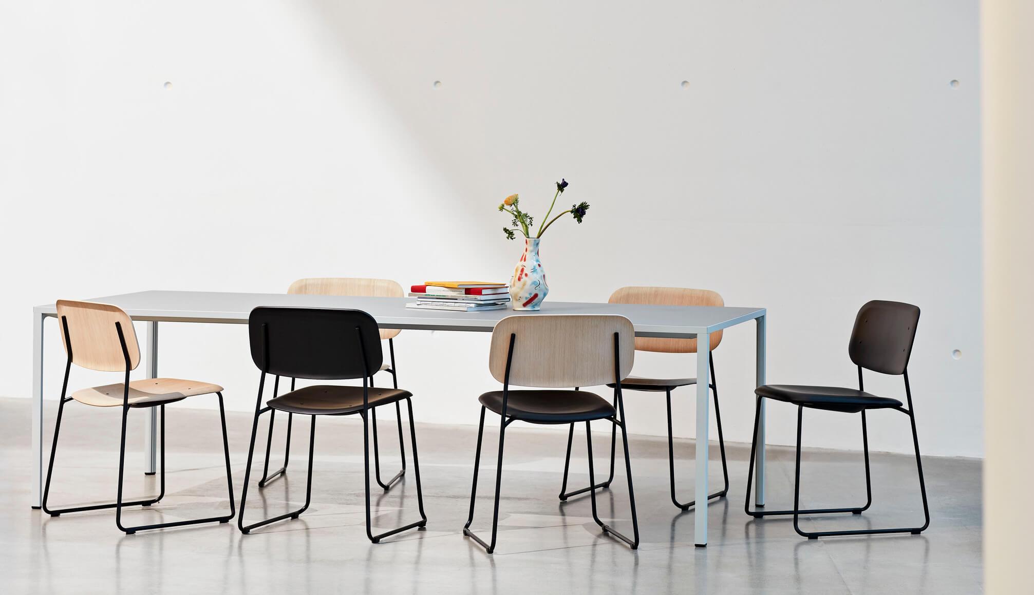 Soft Edge Sled_New Order Table